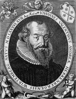 Johann Valentin Andreae (1586-1654)