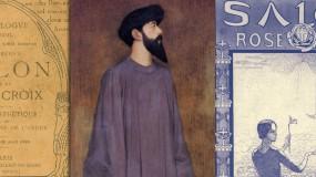 Joséphin Péladan et les Salons de la Rose-Croix