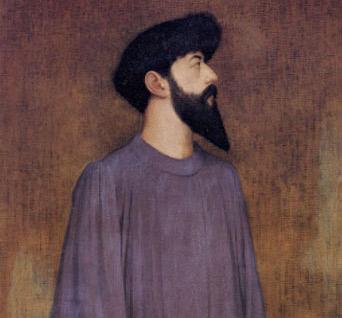 josephin-peladan-par-seon-1891