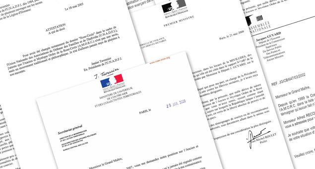 Attestations Et Temoignages Rose Croix Org