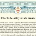Charte des citoyens du monde Rose-Croix