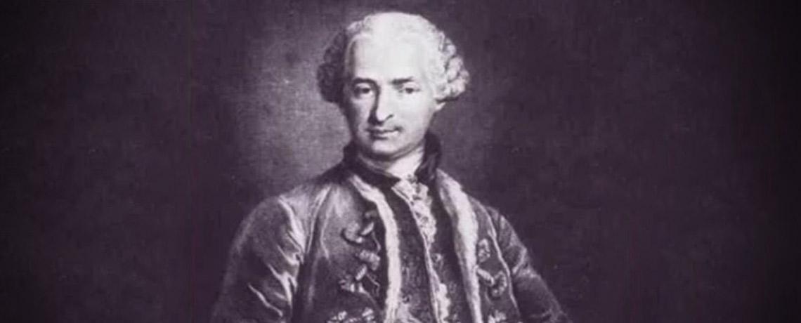 Le Comte de Saint-Germain, le Rose-Croix immortel