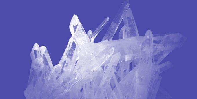 Le cristal, source d'harmonie et de spiritualité
