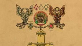 Symboles secrets des Rosicruciens des XVIe et XVIIe siècles