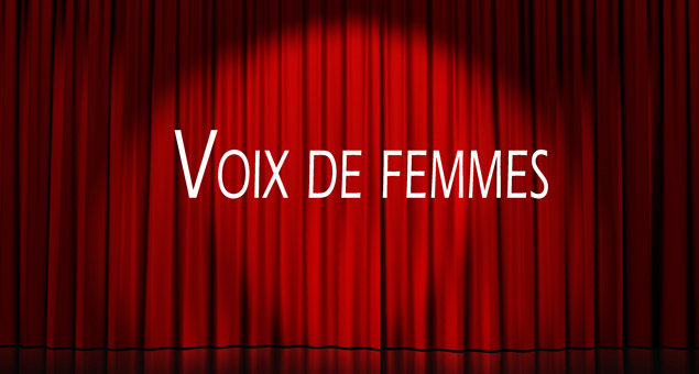 Voix de femmes (lecture spectacle)
