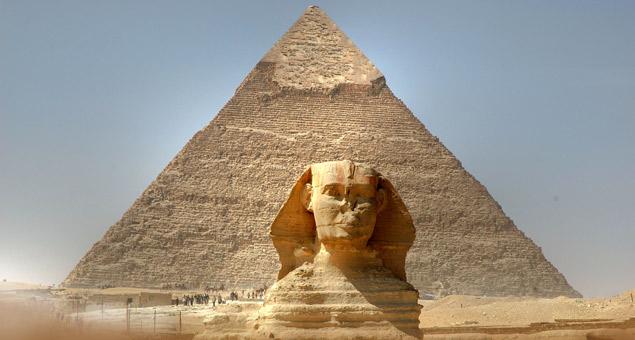 La Pyramide de Gizeh