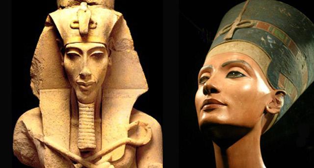 Sur les traces d'Akhenaton et de Néfertiti