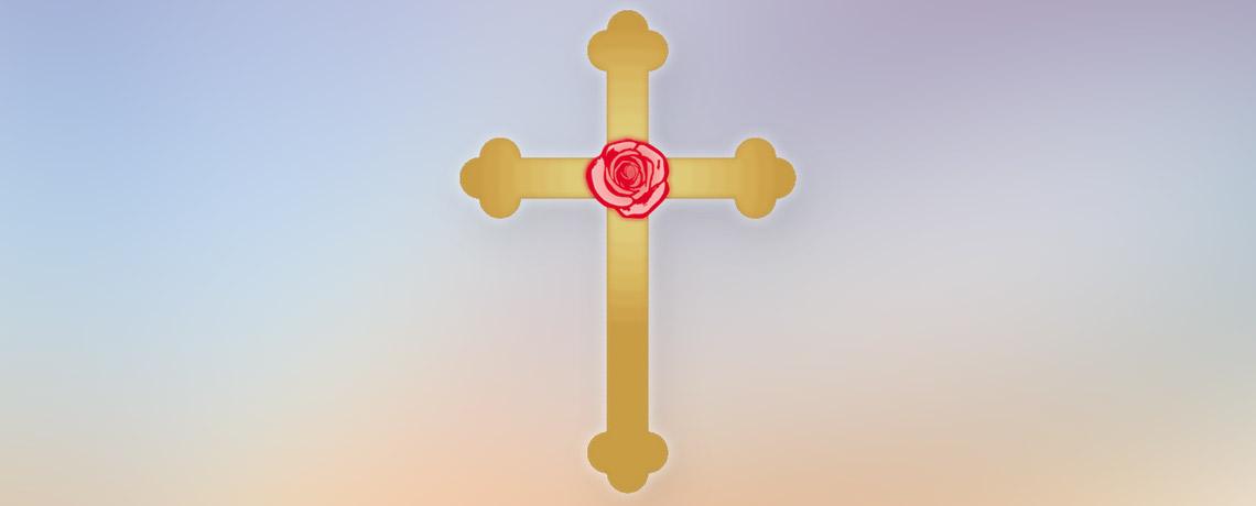 La signification de la Rose-Croix AMORC