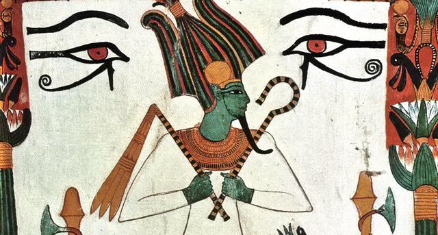 D'Osiris à Rê, de la Rose à la Croix