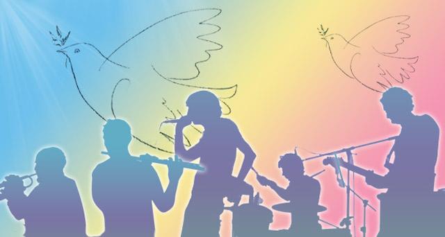 La musique, une messagère de paix