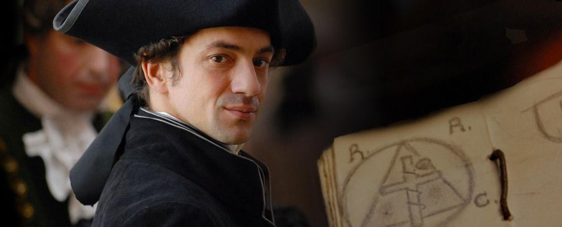 Nicolas Le Floch en quête de la Rose-Croix
