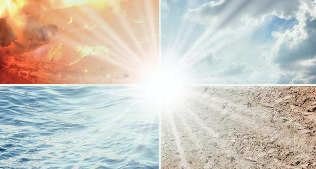 Vivre en harmonie avec les 4 principes et les cycles de la vie