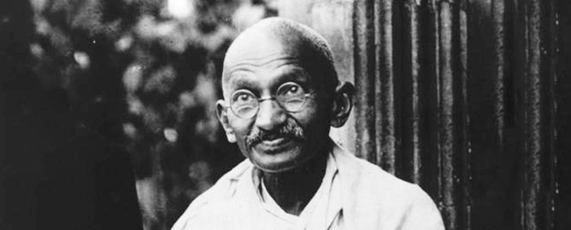 Gandhi : Paroles de Paix pour aujourd'hui et demain