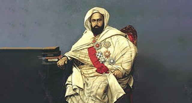 Abd El Khadir, un soufi à Amboise