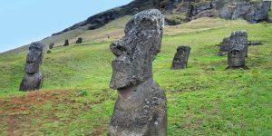 Les mystères de l'île de Pâques