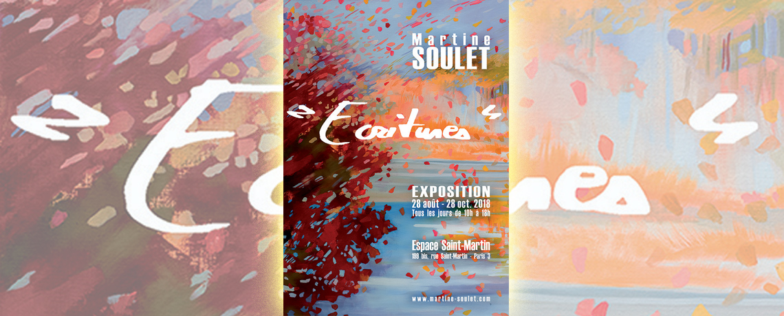 Exposition Martine Soulet
