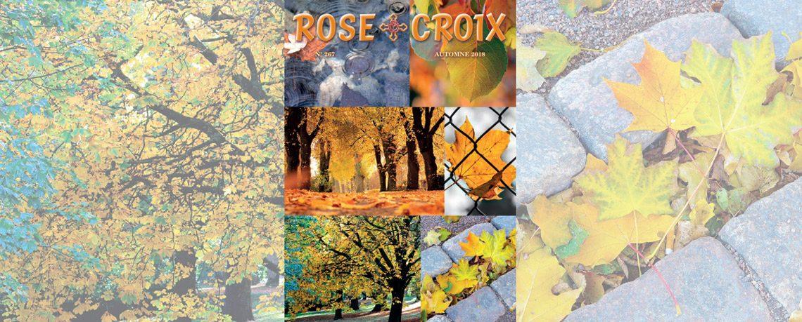 Revue Rose-Croix 2018