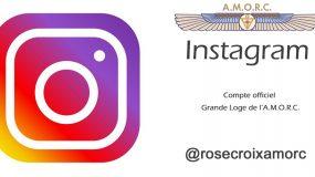 Page Instagram Rose-Croix A.M.O.R.C