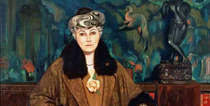 Elena Roerich, une Initiée au service de la Beauté et de la Lumière