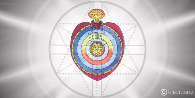 Le cœur de l'homme, un vitrail divin (Conférence réservée aux membres)