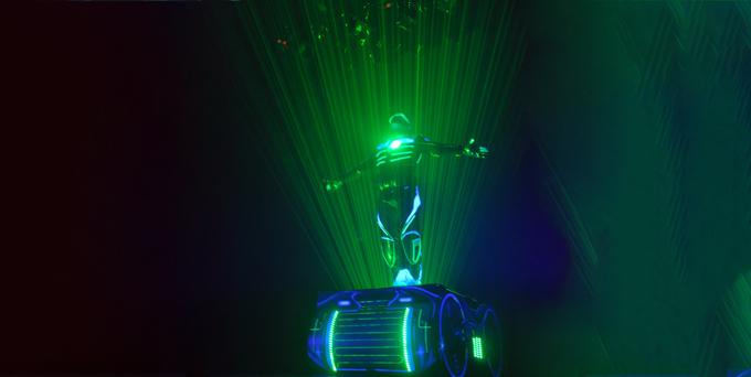 Lumière et conscience, du dieu solaire à l'homme laser