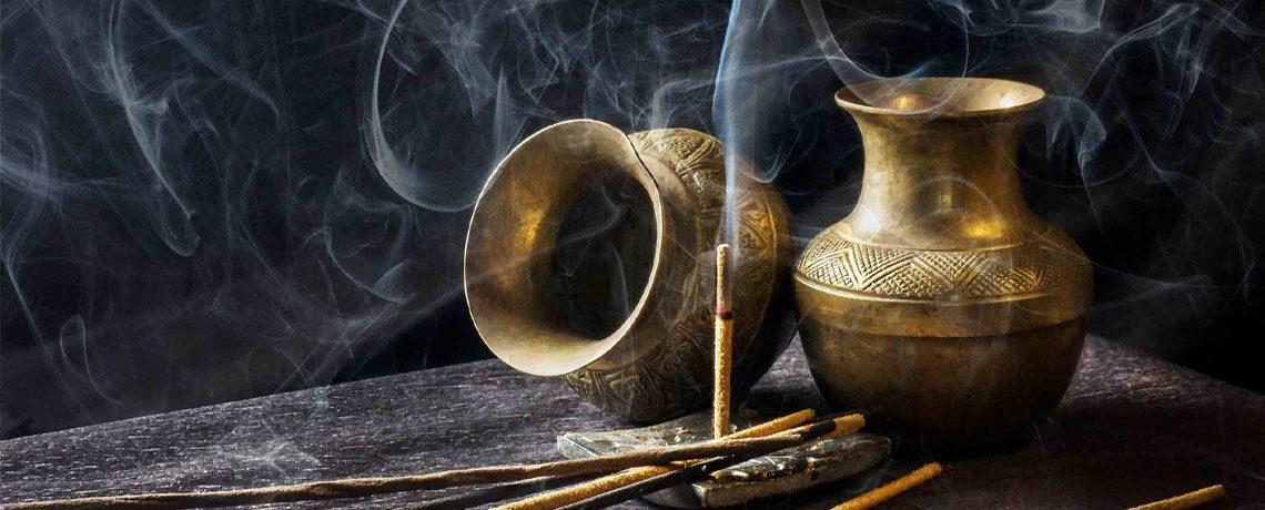 Nouveauté : L'encens, sa signification et son usage