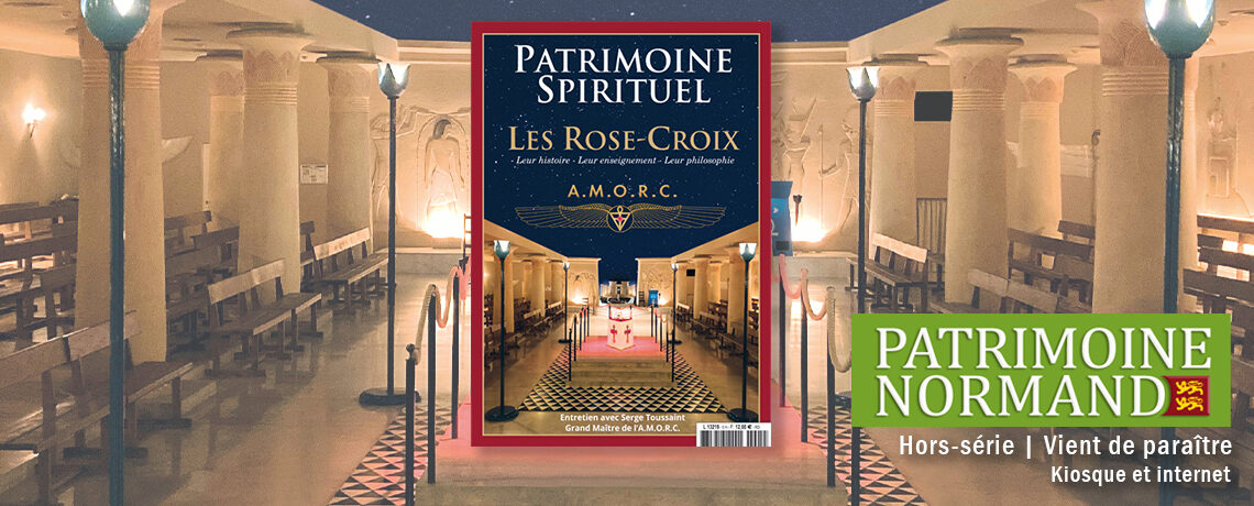 Revue Patrimoine Spirituel | Les Rose-Croix